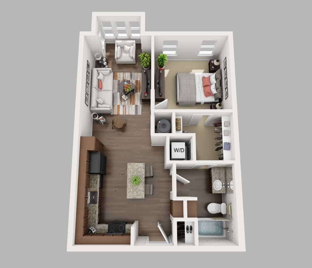 Floor Plans South Line Memphis